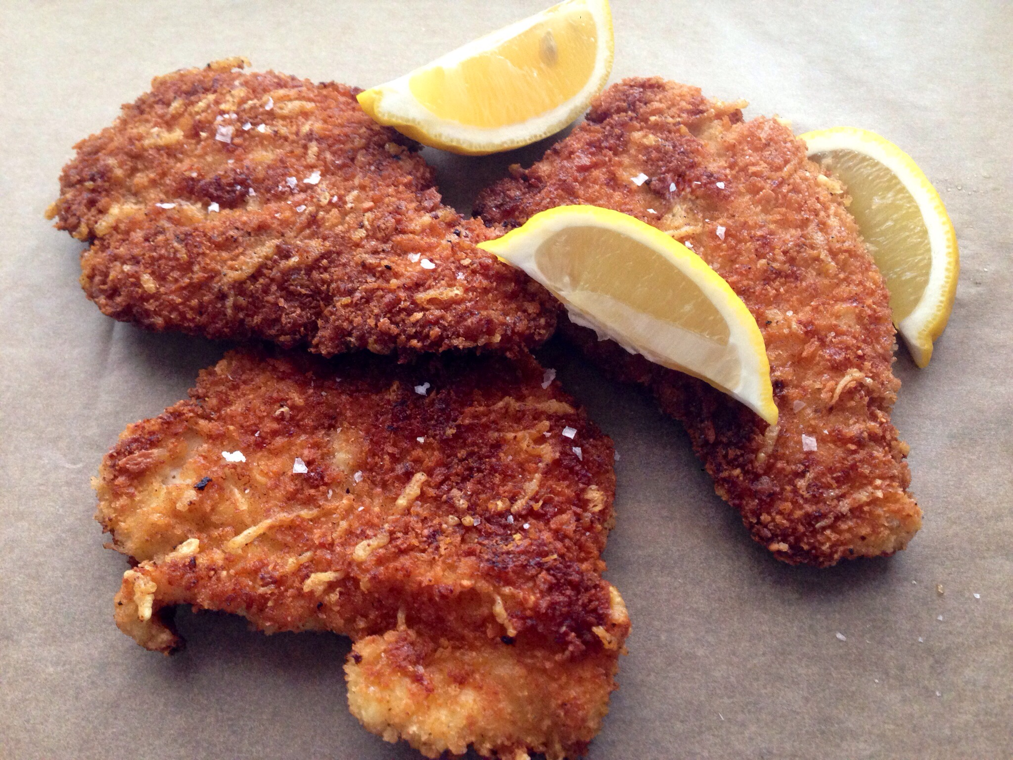 Stuff My Kid Eats: Parmesan Chicken Cutlets | soup bowl recipes